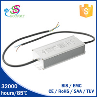 waterproof electronic ac dc power supply dimming 100w led driver 36v