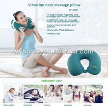 fleece Material and Adults Age Group sleeping airplane massage neck pillow