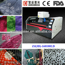 Laser Engraving and Cutting Machine for Garment Fabric,Textile,Curtain,Denim