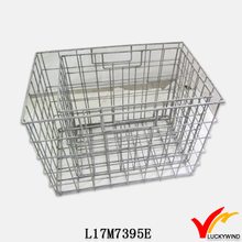 rectangle rustic wire recycled newspaper basket