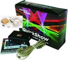 Pangolin Quick Show Laser Software, ILDA Laser Controller