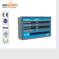 55'65'70'82' large size of touch screen television lcd street advertising lcd digital signage