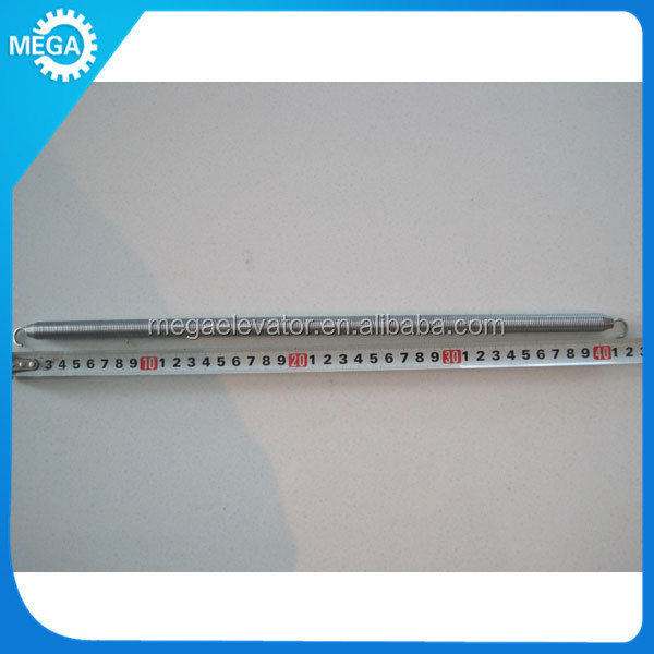 Fermator elevator parts , Safety spring. Length  RSR0000.R0000.0424