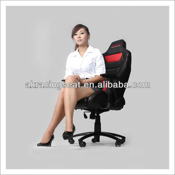 AKRACING metal frame swivel conference adjustable office ergonomic chair