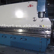 CNC Hydraulic bending machine/metal plate flex machine
