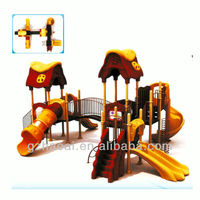 HL-08201 New Design Cheap Toy Large Children Outdoor Slide