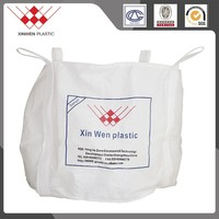 Eco-friendly reclaimed material jumbo bag and price