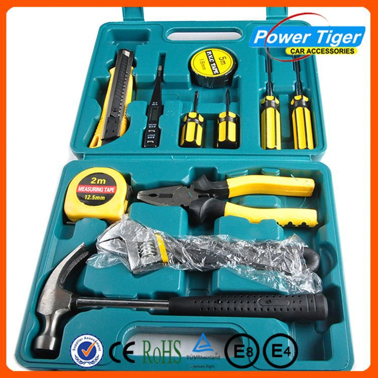 Multifunction household ratcheting tire changing hand tools