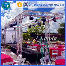 Outdoor event stage lighting smart truss design for sale