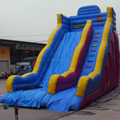 Customized lion inflatable slide for sale