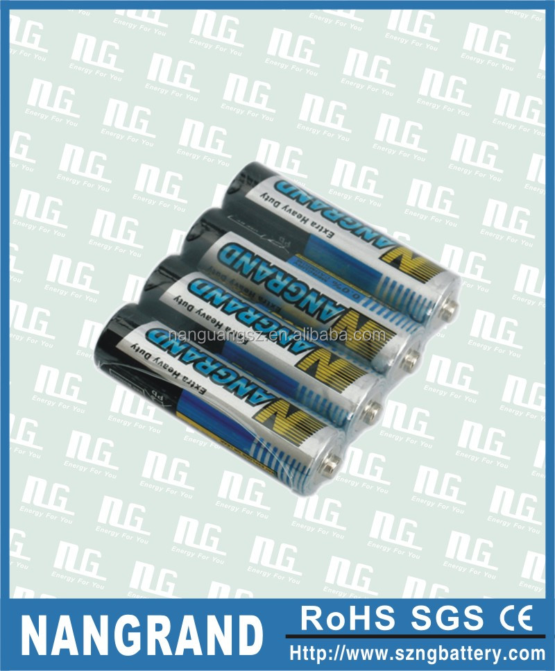 r6p um3 aa super power battery