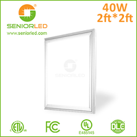 High quality led led panel lamp rohs 18w with easy installation