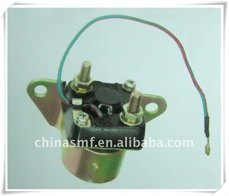 cg125 motorcycle relay for ATV,Moped,Scooter,Motorcycle starter relay