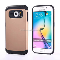 wholesale Kubalt free sample phone case, sublimation case, premium case for Samsung Galaxy S6 Edge - (Multiple colors)