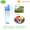 2017 newly 420ML/14OZ fine mist and drinking 2 in 1 sports plastic spary water bottle