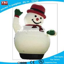 Popular small outoor inflatable christmas snowman