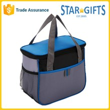 Wholesale Cheap Washble Portable Nylon Insulated Student Office Worker Lunch Bag