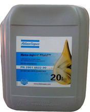 Compressor oil atlas copco roto inject fluid synthetic oil 2901052200