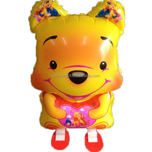 wholesale nature animal bear shaped walking balloon