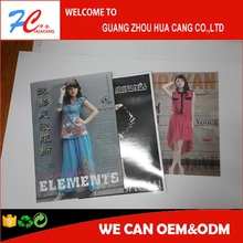 OEM A4 low price fashion magazine | catalogs printing china suppliers