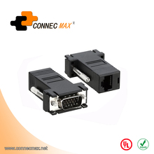 VGA Male to RJ45 female Adapter