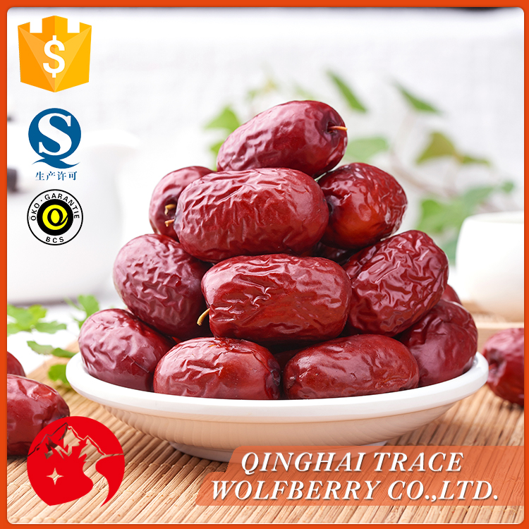 Hot sale best quality xinjiang red <strong>dates</strong>/jujube for sale
