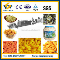 Nutrition delicious corn sticks machine,snack food making machine