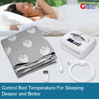 Single /double Water Air Conditioner Mattress Cool And Warm Mattress Pad