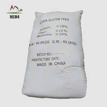 Corn Gluten Feed Yellow Powder for Animal feed