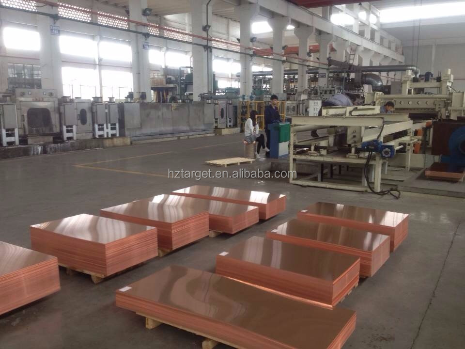 Good quality Copper Plate For furnace burden