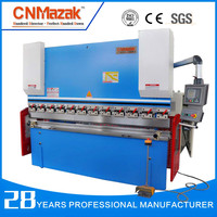 Stainless Steel Bending Machine, Hydraulic Stainless Steel Press Brake, Stainless Steel Bender WC67Y-63T/2500