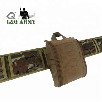 Tactical MOLLE Waist Pack Military Survival Tactical Medical Bag