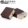 Super elegant customized belt paperboard box with drawer