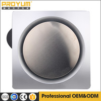 8 inch ceiling mounted exhaust ventilation fan for bathroom