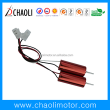 High speed and torque tiny whoop motor CL-0615 coreless motor for mini drone,quadcopter and aircraft-chaoli2016