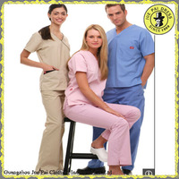 Medical clothing doctors coat hospital uniforms