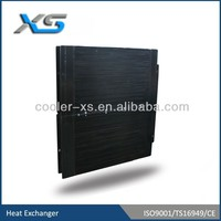 plate and bar aluminum industrial radiator