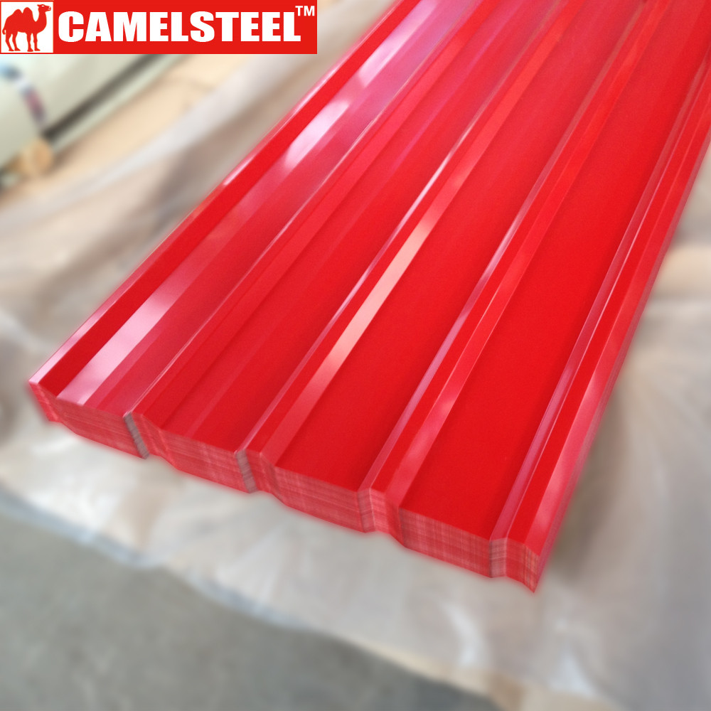 Prepainted / Galvanized / Corrugated Steel Roofing Sheets