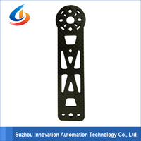 CNC machining carbon fiber car parts ITS-100