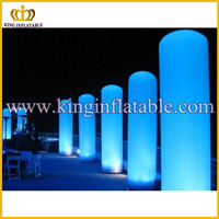 Cheap Price Inflatable Wedding Decoration Column