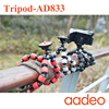 AADEO wholesale Flexible Leg Gorillapod Type Mini Tripod for Digital Camera and smart phone 101