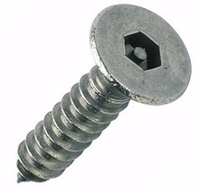top quality china factory stainless steel 410 type-17 pan head self tapping screws wholesale hot sale