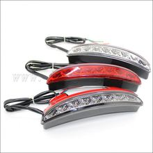 Auto parts motorcycle led stop turn tail light