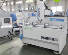 CNC Aluminum Mini Size Milling Drilling Machine For Curtain Wall Processing