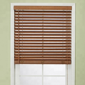 Factory wooden window blinds and shades with FSC certification