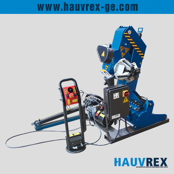 "26"" Mobile truck tire changer, truck tyre changer for mobile service"