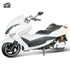 Supplier Electric motorcycles New cheap T3 2 wheels electric scooter 60V 2000W for japanese