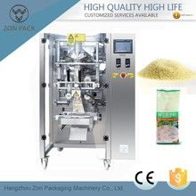 Automatic wheat and maize flour packaging machine