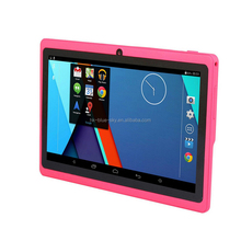 Cheapest Tablet PC 7 inch Q88 Allwinner Android Tablet 4.4 Quad Core Dual Cameras Tablets 8GB ROM HD tablette