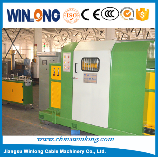YL(630-1250)Vertical Single wire Twist Cable Making Equipment